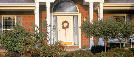 house entry doors